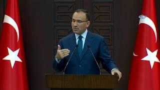 """Bekir Bozdağ: """"Türkiye'nin, Rusya'ya Verdiği Herhangi Bir Garanti Yok"""""""