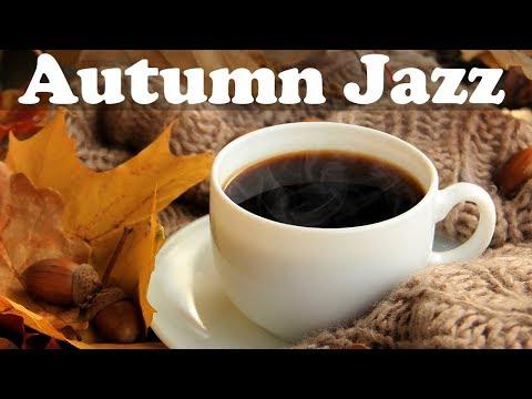 Relax Fall Jazz Music 24 7