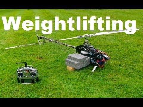 Weightlifting TREX 700E