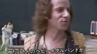 SCORPIONS - LIVE IN TOKYO 1984