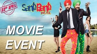 Santa Banta Pvt. Ltd. - Official Trailer LAUNCH | Boman Irani, Vir Das