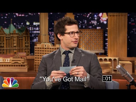 5 Second Summaries with Andy Samberg
