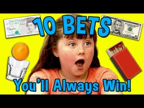 Xxx Mp4 Kids React To 10 Bets You Will Always Win 3gp Sex