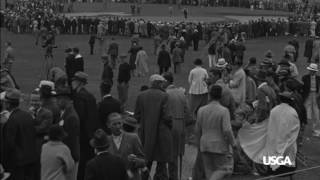 1935 U.S. Open Highlights