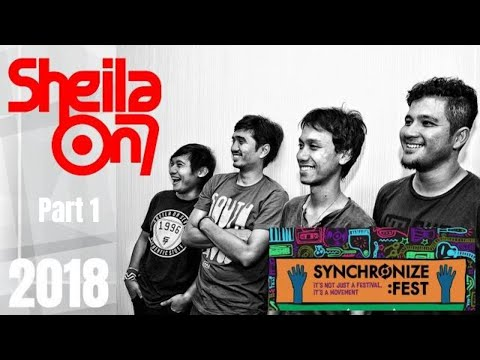 Sheila On 7, Synchronize Fest 2018, OPENING
