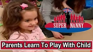 Parents Learn To Play With Child - Amouri Fam Full Ep Prt 6 | Supernanny USA