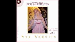 Musica Reiki con Campanillas cada 3 minutos (45 min. Full Album) - Ney Angelis -