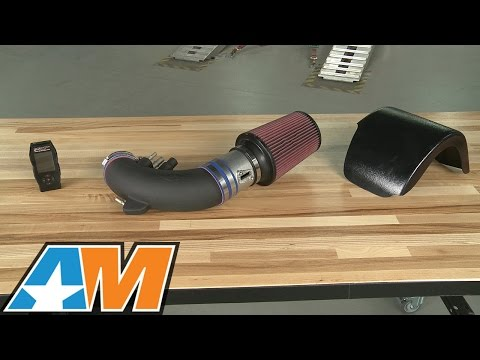 Dyno: 2015-2017 Mustang C&L Racer Cold Air Intake & SCT X4 Tuner w/ VMP Tunes (GT) Review