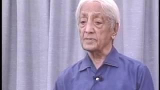 Why do you not find value in prayer? | J. Krishnamurti