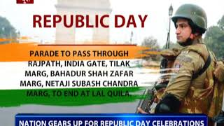 Republic Day security