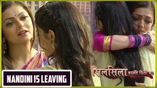 Silsila Badalte Rishton Ka : Nandini Finally Leaves Kunal Mauli