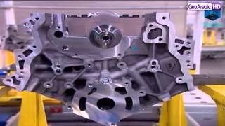 كيف يصنع محركات السيارات HD