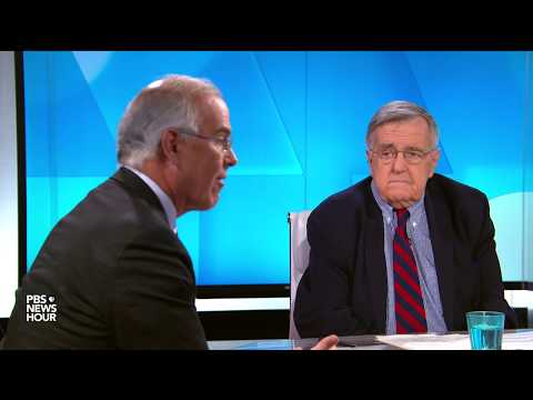 Shields and Brooks on family separation at the border remembering Charles Krauthammer