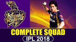 IPL Auction 2018 : KKR team 2018 | Kolkata Knight Riders COMPLETE SQUAD with Price | वनइंडिया हिंदी