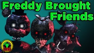 Freddy Brought his FNAF Friends! - The Joy of Creation: Reborn