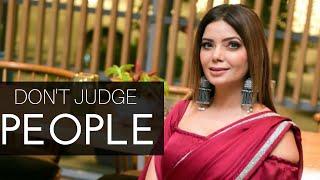 Don't Judge People | Satinder Satti | Soul Blogs