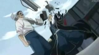 Full Metal Alchemist Brotherhood - AMV - greed vs wrath - The Poison