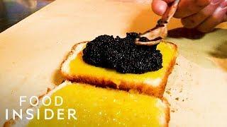 What Does A Caviar Sandwich Taste Like?   What's It Taste Like