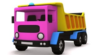 mainan unboxing   dumper lori   kompilasi kenderaan anak-anak   Dumper Truck For Kids  Kids Vehicle