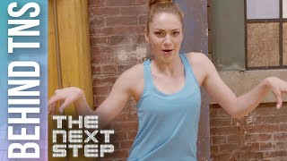 The Next Step - Behind the Scenes: The Ozz-strich Dance (Season 5 Episode 5)
