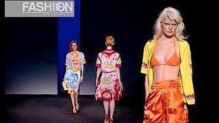ETRO Spring Summer 2003 Milan - Fashion Channel