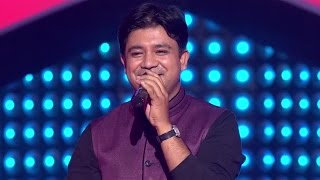 The Voice India - Angshuman Pol Performance in Blind Auditions