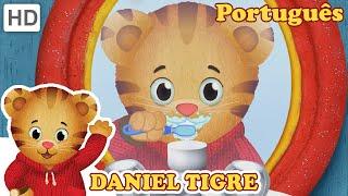 Daniel Tigre em Português - Bom Dia, Daniel/Boa Noite, Daniel (HD - Episódios Completos)