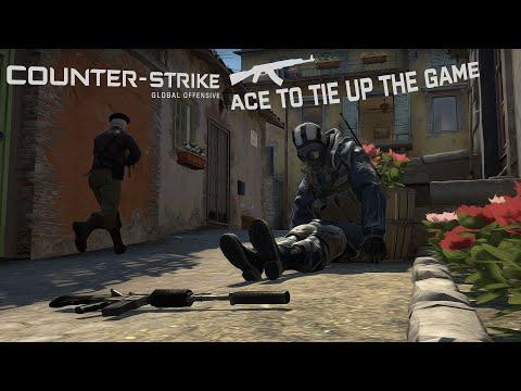 Xxx Mp4 CS GO AK 47 ACE TO TIE UP THE GAME 3gp Sex