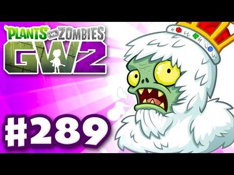 THE YETI KING BOSS HUNT! - Plants vs. Zombies: Garden Warfare 2 - Gameplay Part 289 (PC)