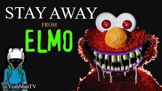"CREEPYPASTAS: 3 Sesame Street's Elmo Stories  ""ELMO wants to PLAY a GAME with me"" (SCARY TOY STORY)"