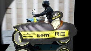 sem cabrio based on johammer