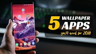 5 Best Android Wallpaper Apps for 2018 (free)