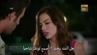 مسلسل صدفة مشهد اصلي و براق أمام الفندق😂😍 الحلقة 1 مترجم