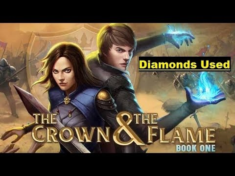 Choices: Stories You Play - Crown And The Flame Book 1 Chapter 1