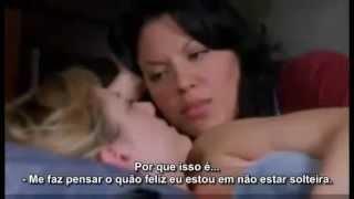 Callie e Arizona - Cena excluida 6x14 legendado