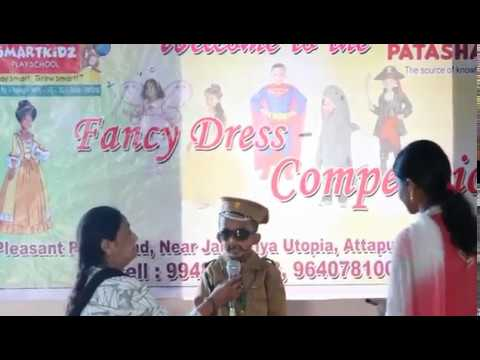 Chingam FancY dress competition