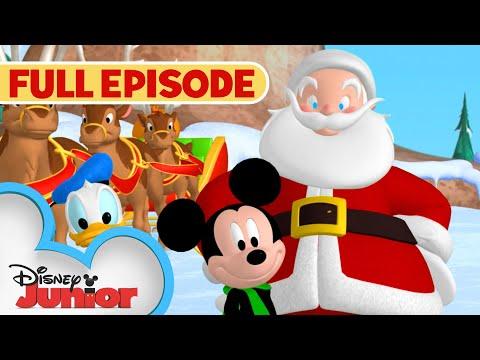 Xxx Mp4 Mickey Saves Santa Full Episode Mickey Mouse Clubhouse Disney Junior 3gp Sex