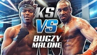 SPARRING BUGZY MALONE