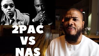 Napoleon (Mutah): Tupac Squashed beef with NAS before his death (مترجم)
