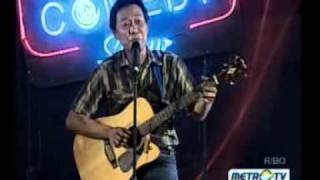 Mudy Taylor - Stand Up Comedy Show 29 Februari 2012