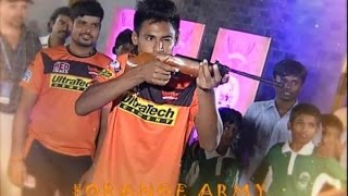 Mustafizur Rahman fun & dancing with underprivileged children in IPL