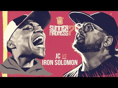 Xxx Mp4 IRON SOLOMON VS JC SMACK RAP BATTLE URLTV 3gp Sex
