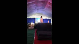 Ramp Walk Miss Maharashtra Mirror 2018   Wardha KalaMohatsav  