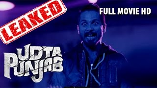 Udta Punjab Movie LEAKED Online gives a Shock to Shahid Kapoor, Alia Bhatt & Kareena Kapoor