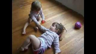 The Underwear War! Baby Battle 102! Twins Fighting! (It's Not Always Sugar & Spice!)