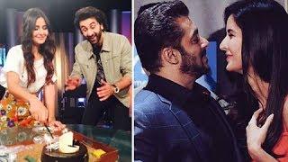 Salman Khan And Ranbir Kapoor Celebrate Katrina Kaif