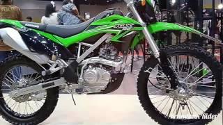 Kawasaki KLX 150 BF 2017