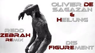 Olivier de Sagazan & Heilung - Disfigurement - (REDD ZEBRAH REMIX)