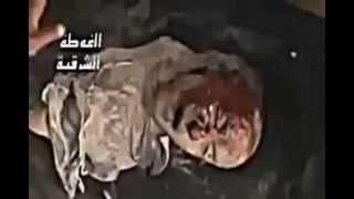 Sahabi e Rasool (Sm) Hajr bin Adi(Ra) grave and fresh Body in Syria.Allahu Akbar!