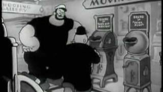 Popeye the Sailor Man in  Customers Wanted - B&W